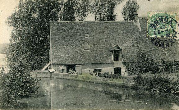 Ancien Moulin de Saint Georges, gite de charme à Auxerre