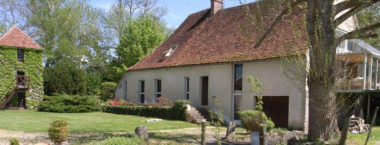 Moulin de Saint Georges, gite de charme à Auxerre