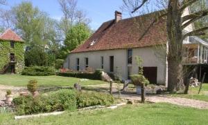 Le Moulin de Saint Georges, gite de charme en Bourgogne