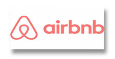 airbnb logo Moulin de Saint Georges